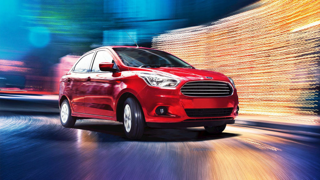 The 5 most popular car brands in South Africa right now • Ford Figo 2018