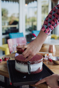 Smart Food • Post Party Cake decorating made easy