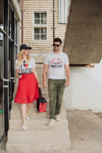 Street Style • The SMART Graphic Tee - Jeani Meyer & Gysie Pienaar