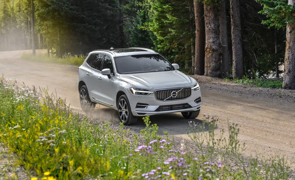 The World Car of the Year winners 2018 - Volvo XC60
