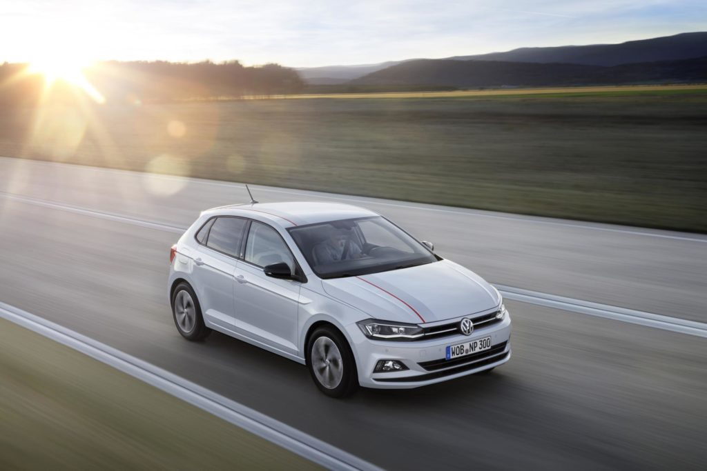 The World Car of the Year winners 2018 - VW Polo
