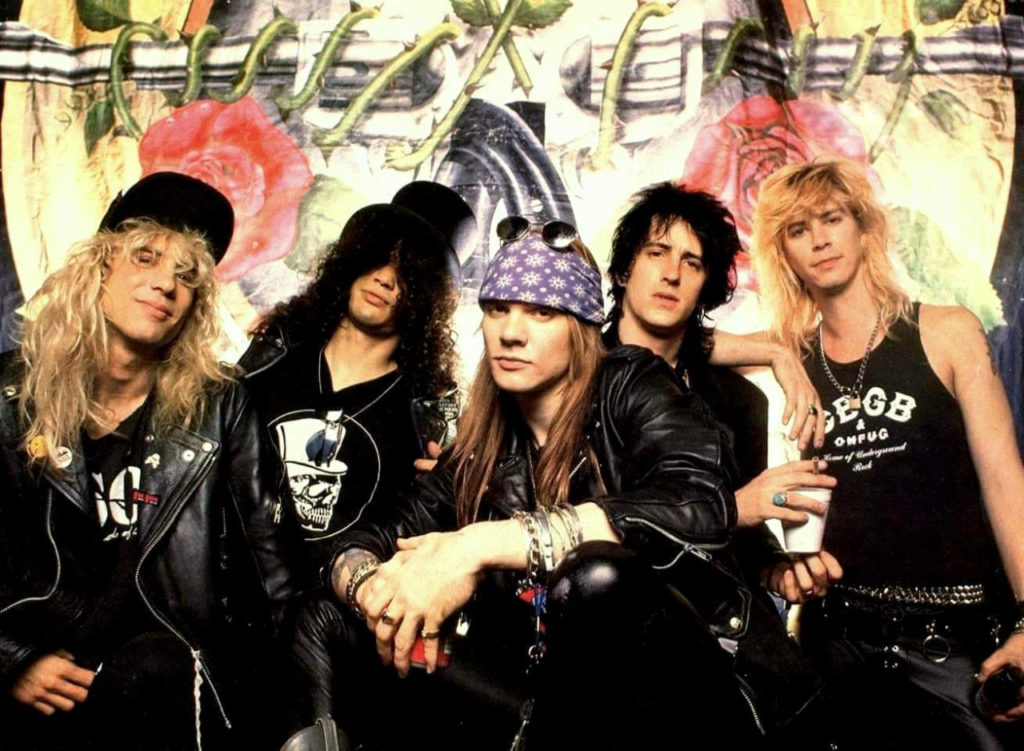Music by Magpie • Did you know 1988 was the coolest year in music? Guns n Roses