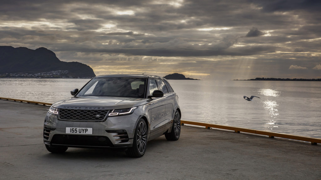 The World Car of the Year winners 2018 - Range Rover Velar
