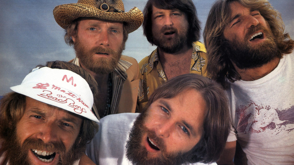 Music by Magpie • 1988 was the coolest year in music - The Beach Boys