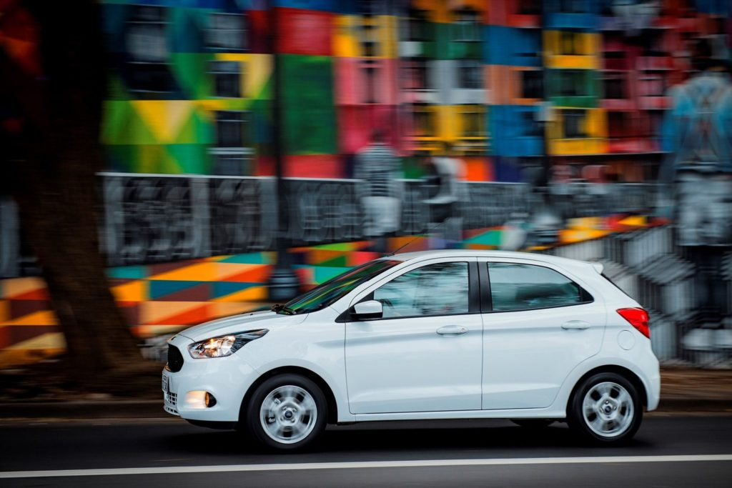 8 Nippy Family Cars you can buy for less than R200,000 in South Africa - Ford Figo