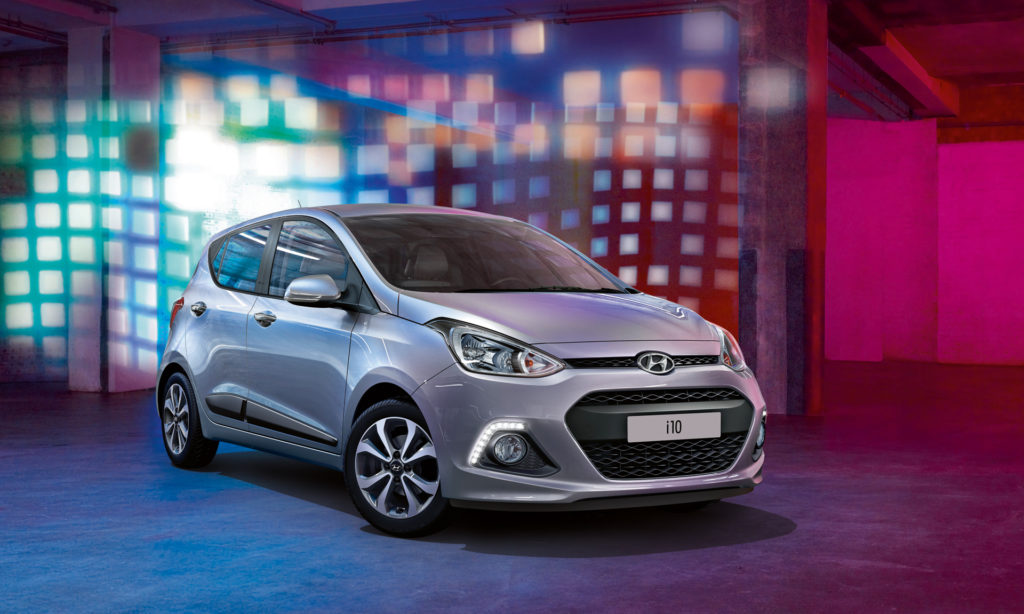 8 Nippy Family Cars you can buy for less than R200,000 in South Africa - Hyundai Grand i10