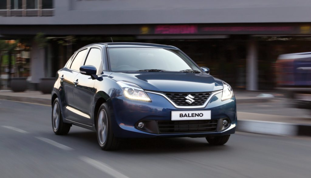 8 Nippy Family Cars you can buy for less than R200,000 in South Africa - Suzuki Baleno