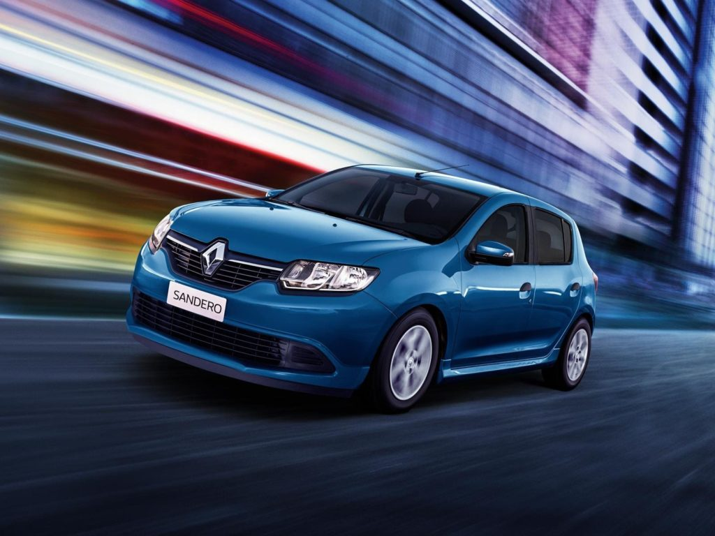 8 Nippy Family Cars you can buy for less than R200,000 in South Africa - Renault Sandero