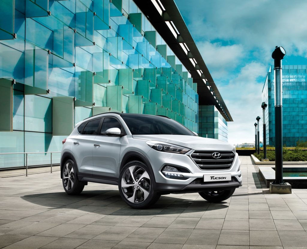These are the best family cars in South Africa Hyundai Tucson