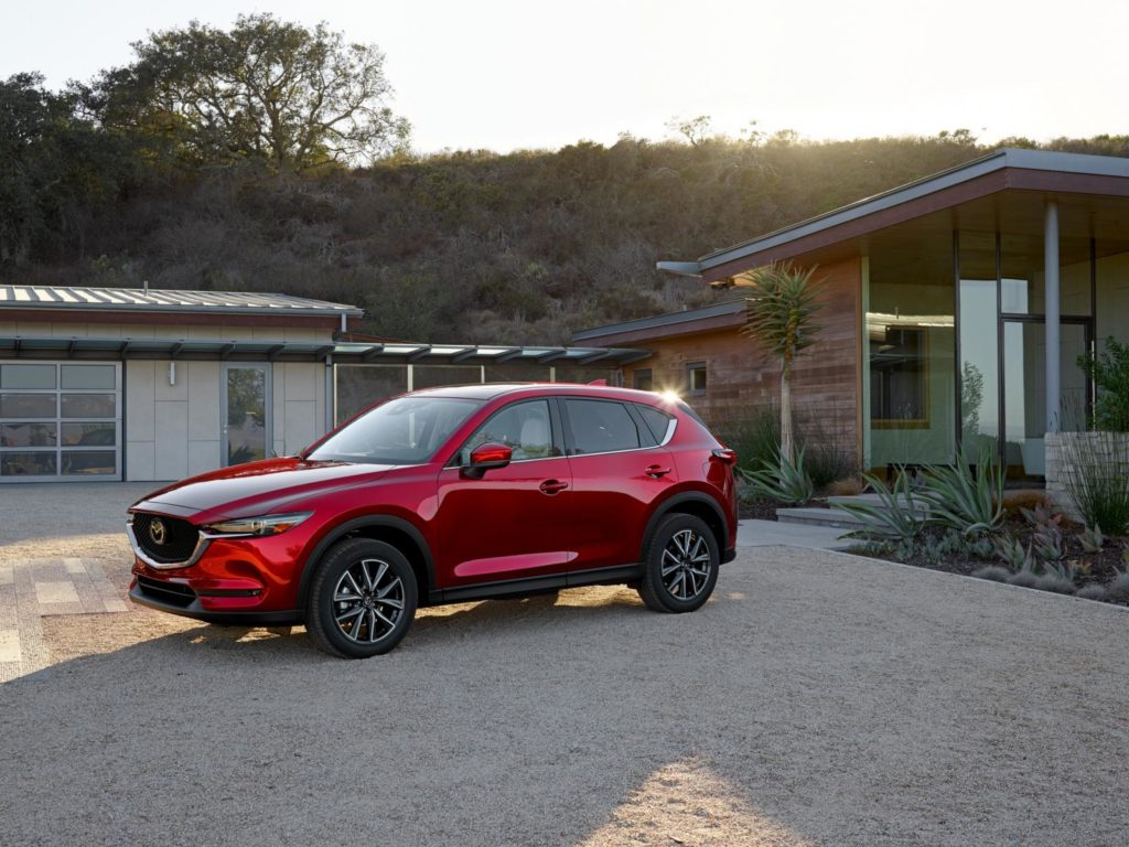These are the best family cars in South Africa • Mazda CX-5