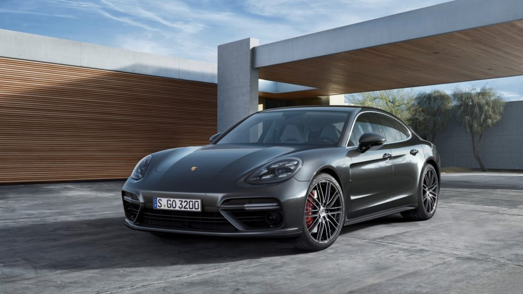 These are the best family cars in South Africa Porsche Panamera