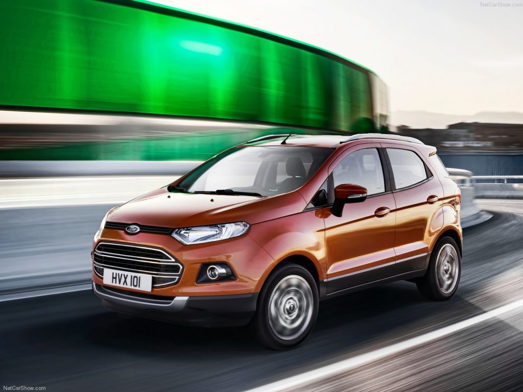These are the best family cars in South Africa Ford Ecosport