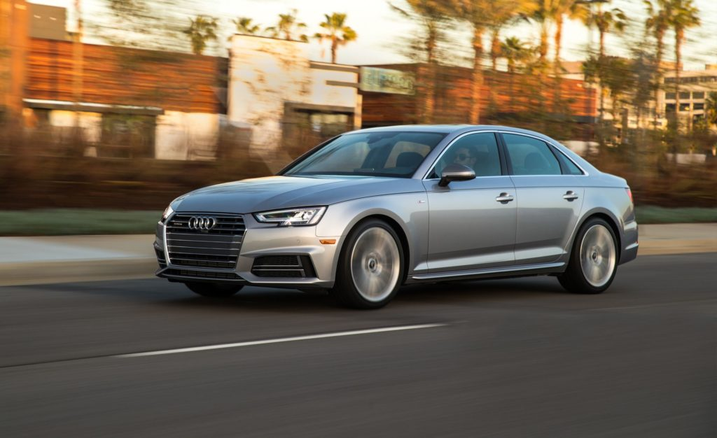 These are the best family cars in South Africa Audi A4