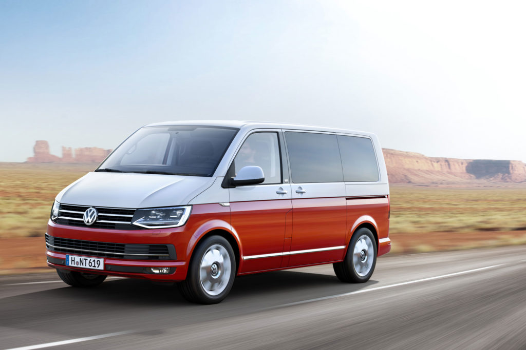 These are the best family cars in South Africa VW Kombi