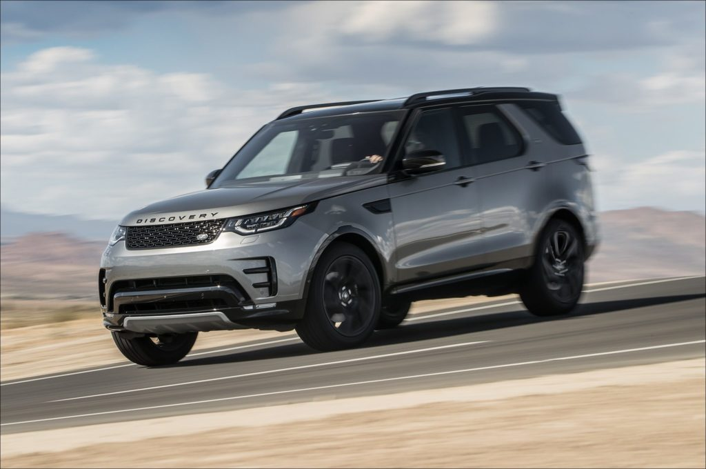 These are the best family cars in South Africa Land Rover Discovery