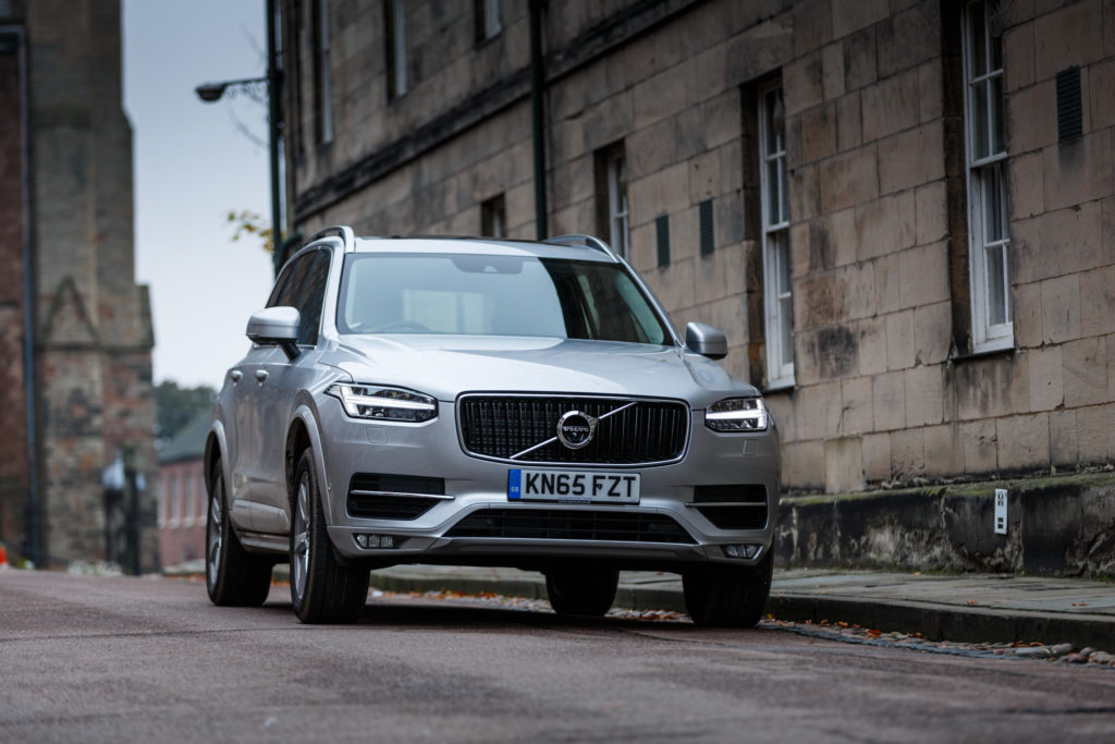 These are the best family cars in South Africa Volvo XC90
