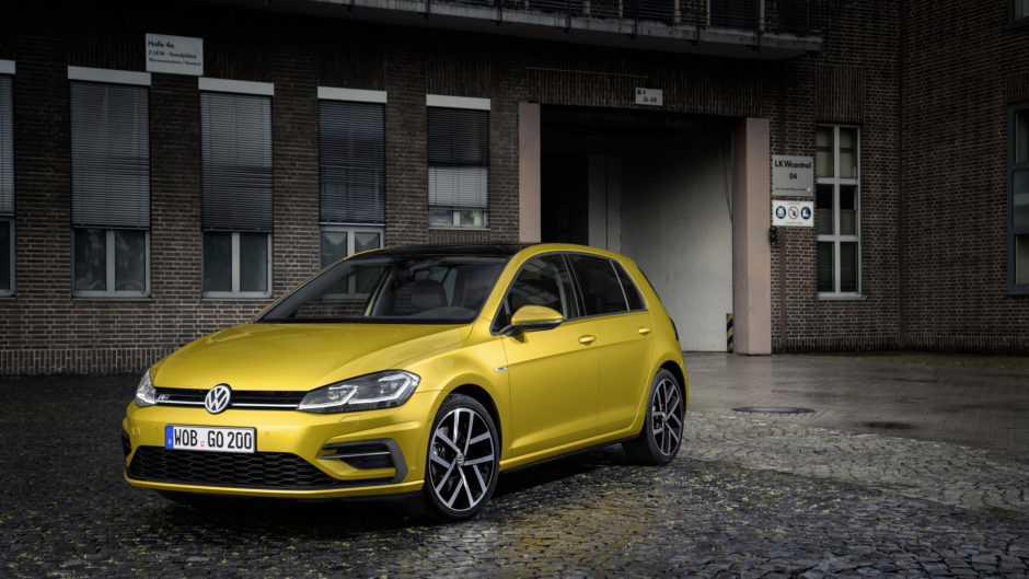 The most popular car colours in South Africa • Yellow 2018 VW Polo