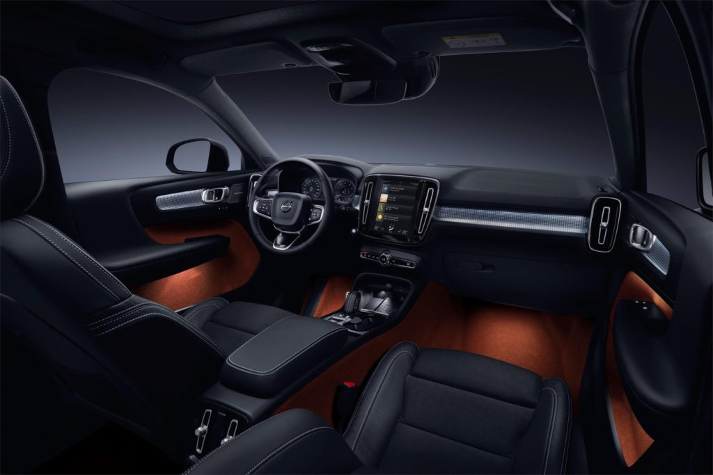 Introducing The New (not-so-little) Volvo XC40
