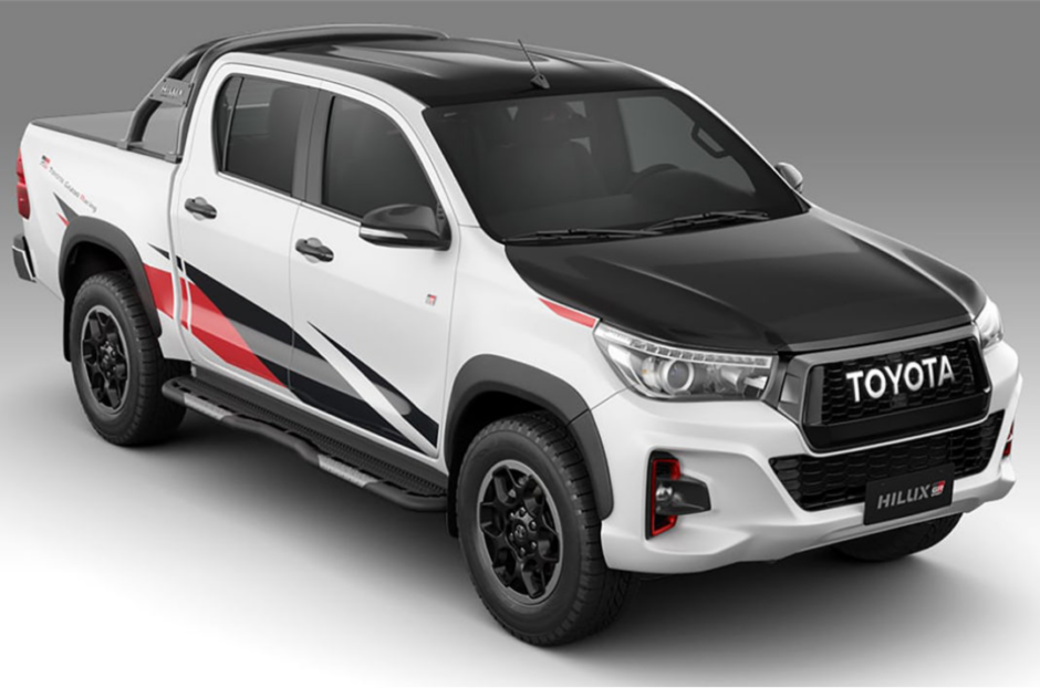 limited edition Heroic Toyota Hilux GR Sport 2019