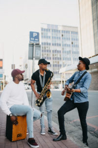 Bloemfontein band Simple Stories