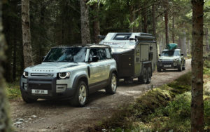 new cars coming to South Africa in 2020 - Land Rover Defender
