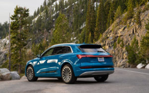 new cars coming to South Africa in 2020 - Audi E-tron