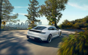 new cars coming to South Africa in 2020 - Porsche Taycan