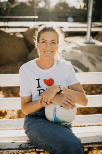 Karla Pretorius • Protea Netball I LOVE BFN
